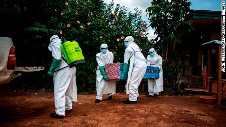 Ebola outbreak worst in history of Democratic Republic of Congo