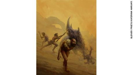 Neanderthals' lives weren't more violent than humans', study suggests