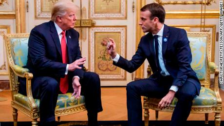 Trump-Macron meeting in Normandy: Look for fireworks