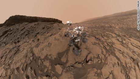 NASA selects ancient crater as next Mars landing site