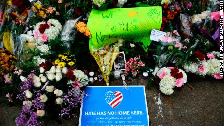 """Neighbors rallied to say """"hate has no home here"""" after the tragedy in Pittsburgh."""