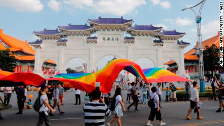 'A great divide': Inside the battle to stop same-sex marriage in Taiwan