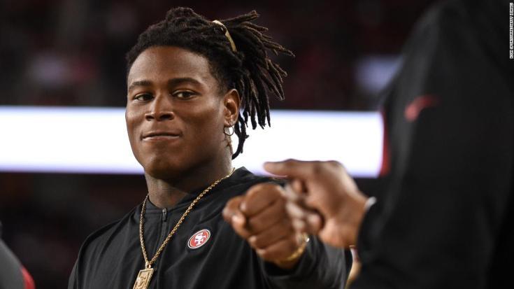 NFL linebacker Reuben Foster released by 49ers after arrest on domestic violence charge