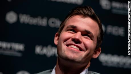 """""""Fabiano was the strongest opponent I have played so far in a world championship match,"""" said Carlsen"""