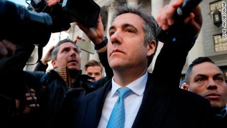 Procureurs: Michael Cohen a agi sur l'ordre de Trump lorsqu'il a enfreint la loi