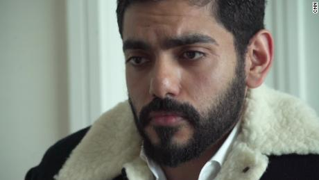 Omar Abdulaziz believes the Saudi authorities intercepted private messages between him and Jamal Khashoggi.