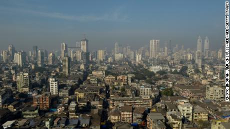 Mumbai is one of the world's most densely populated cities.
