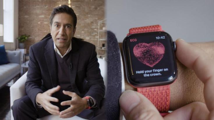 Here's how the Apple Watch's heart monitor works