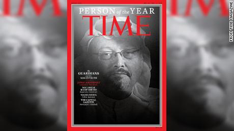Time magazine sent a clear message to Donald Trump with its 'Person of the Year'