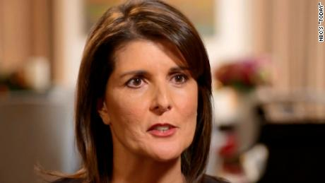 Nikki Haley bats down idea of being Trump's 2020 VP pick: 'Vice President Pence has been a dear friend of mine for years'
