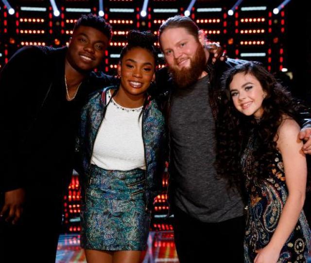 The Voice Season 15 Winner Crowned