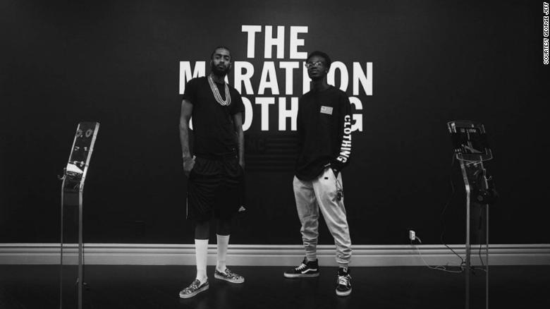 Sandu launched a tech-smart store with rapper Nipsey Hussle.