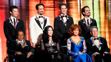 'The 41st Annual Kennedy Center Honors'