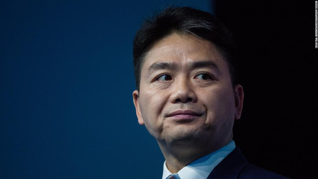 Richard Liu: How China is reacting to US prosecutors' decision on JD.com chief - CNN