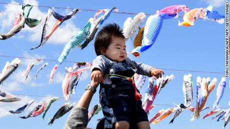 Japan's birth rate hits another record low in 2019
