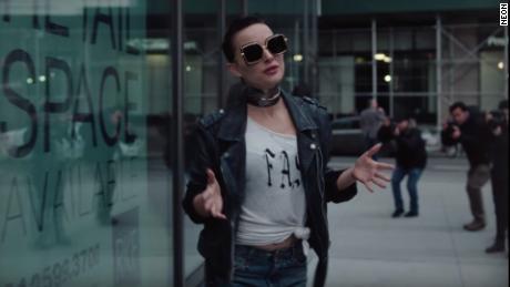 Natalie Portman in 'Vox Lux'