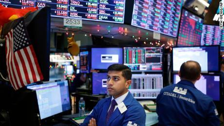 Why Washington is making Wall Street so jumpy