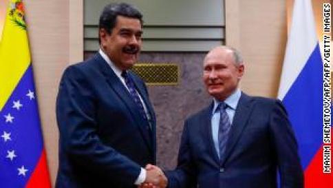 Venezuela crisis: Putin's new Cold War on America's doorstep?