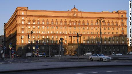 Russia detains US citizen Paul Whelan on suspicion of spying