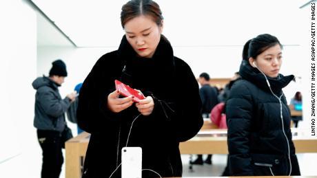 Apples Probleme machen Alarmglocken über Chinas Zukunft