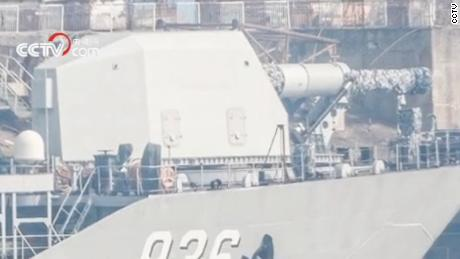 China closer to equipping warships with electromagnetic railguns, state media reports