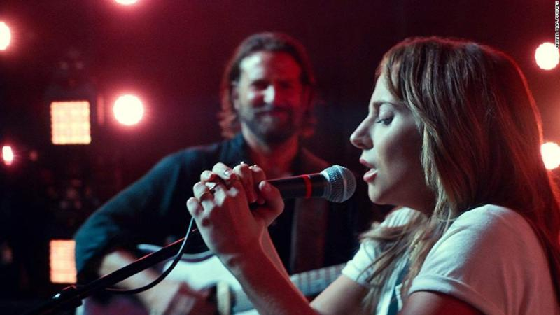 """<strong>Best original song:</strong> """"Shallow"""" by Lady Gaga and Bradley Cooper (""""A Star Is Born"""")"""