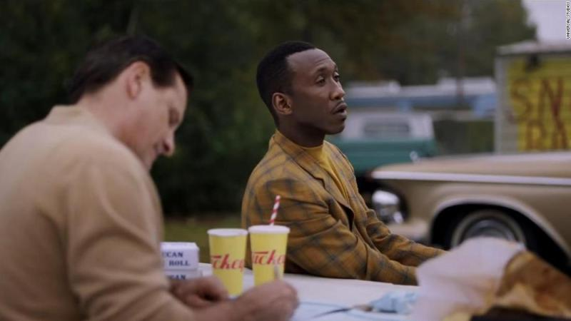 "<strong>Best supporting actor:</strong> Mahershala Ali, ""Green Book"""