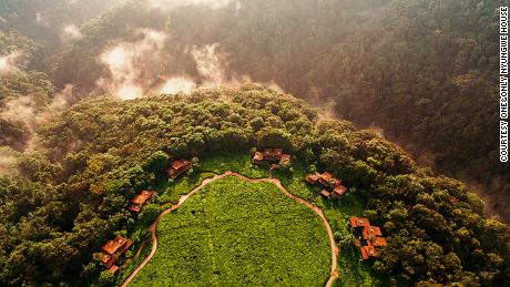 A luxury jungle escape in Rwanda with volcanoes, gorillas and adventure