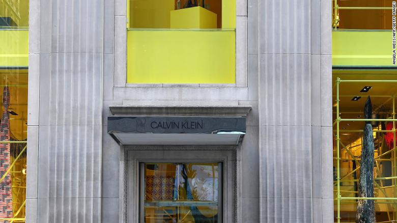 Calvin Klein announced on Thursday that it would close its Madison Avenue flagship in the spring.