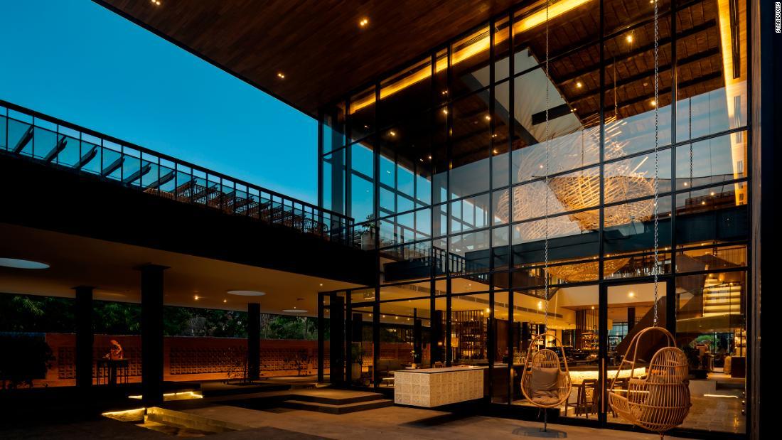 Starbucks new Bali store is designed for tourists  CNN