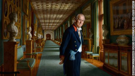 The Queen's husband, Prince Philip, dies