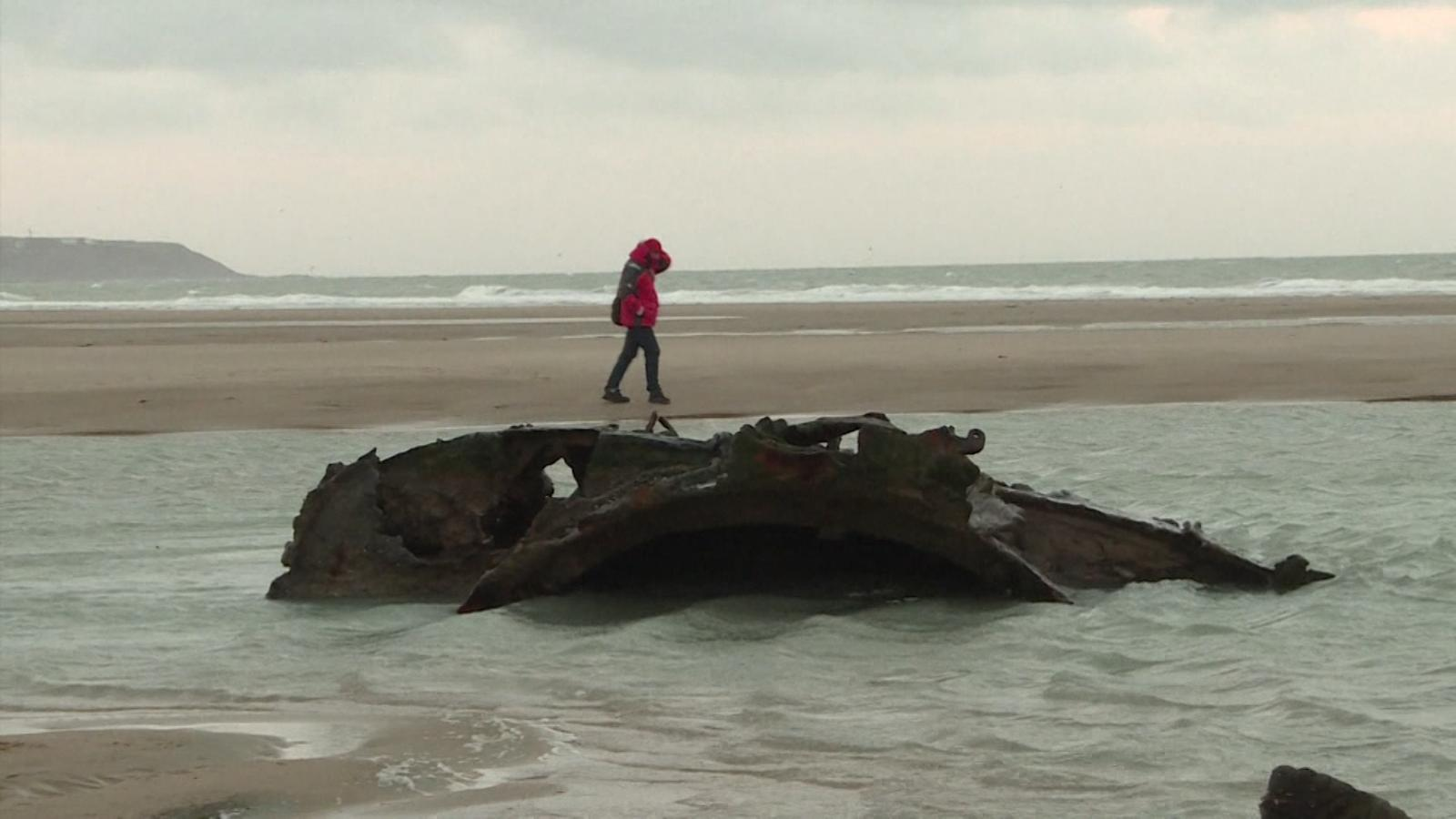 wreck of wwi german u-boat revealed