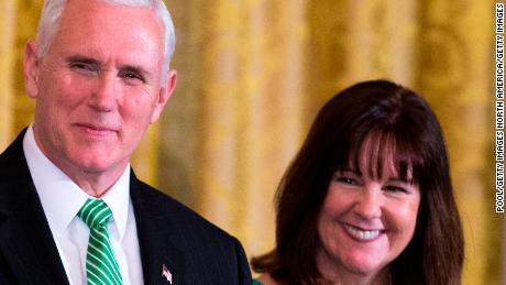 Vice President Mike Pence and Karen Pence test negative for coronavirus, spokesman says
