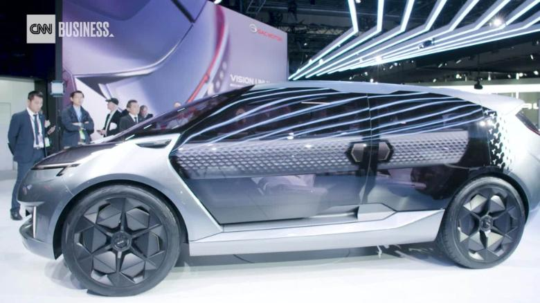 these electric cars could