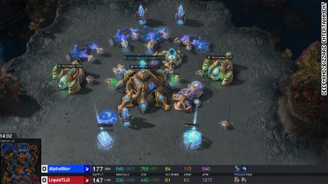 Google's StarCraft-playing AI is crushing pro gamers