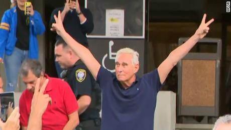 6 Entries from the Indictment of Roger Stone