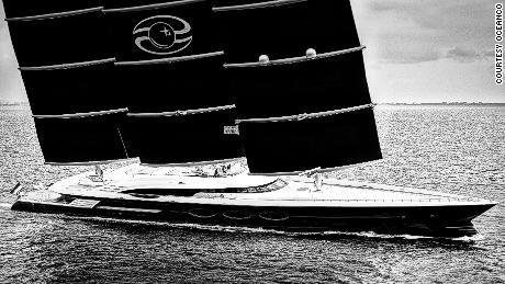 Crossing Atlantic With No Fuel Can Superyachts Go Green