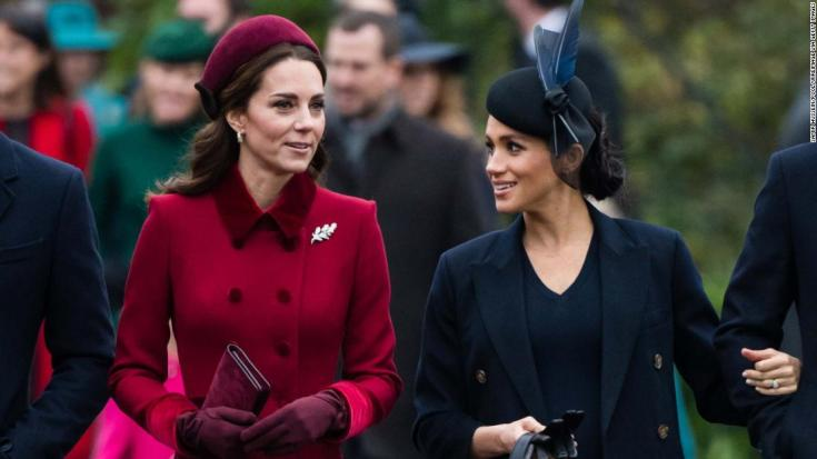 Palace asks social media firms for help with rising Meghan-Kate abuse