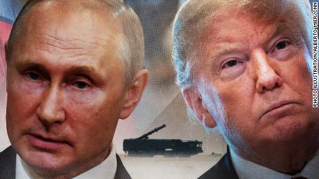 The United States wants new nuclear weapons to counter Russia, but says there is no arms race
