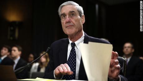 Trump wird sich nicht zur Veröffentlichung des Müller-Berichts verpflichten, sagt Entscheidung liegt bei der AG