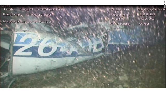 Emiliano Sala's body identified in plane wreckage