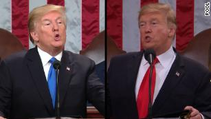 Trump on immigration: 2018 and today
