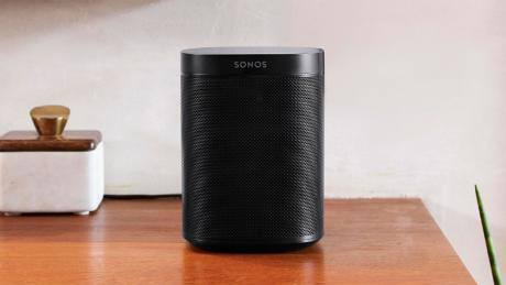 The Sonos One speaker now works with both Google Assistant and Alexa.