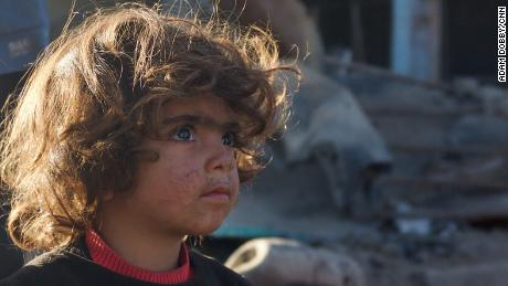 As ISIS shrinks, Syrians return home and discover a wasteland