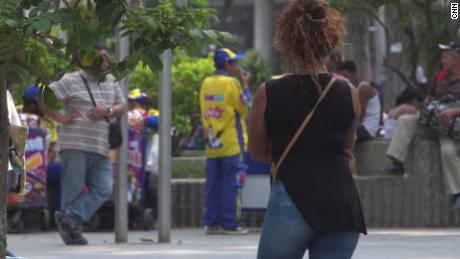 They left Venezuela for a better life -- now they're selling their bodies