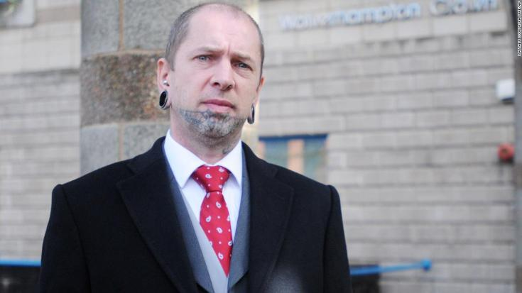 Brendan McCarthy pictured outside Wolverhampton Crown Court in 2017.