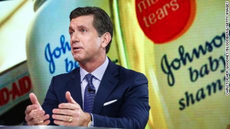 Johnson & amp;  Johnson's third-quarter sales beat expectations