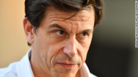 """Mercedes AMG Petronas F1 Team's Team Chief Toto Wolff says drivers from wealthy backgrounds like Stroll face """"stigma."""""""