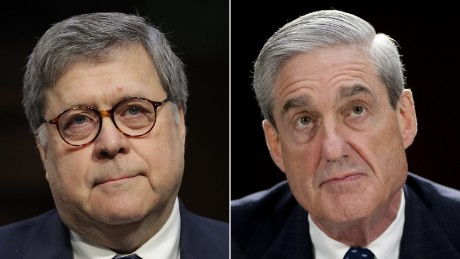 Mueller undercuts Barr's narrative that downplayed the impact of DOJ guidelines against charging a sitting president