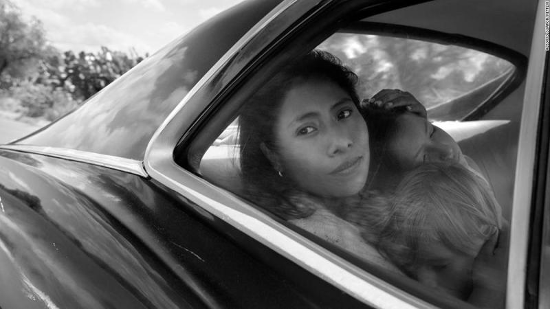 "<strong>Best foreign-language film:</strong> ""Roma"""